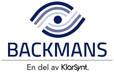 Backmans logotyp pms-1