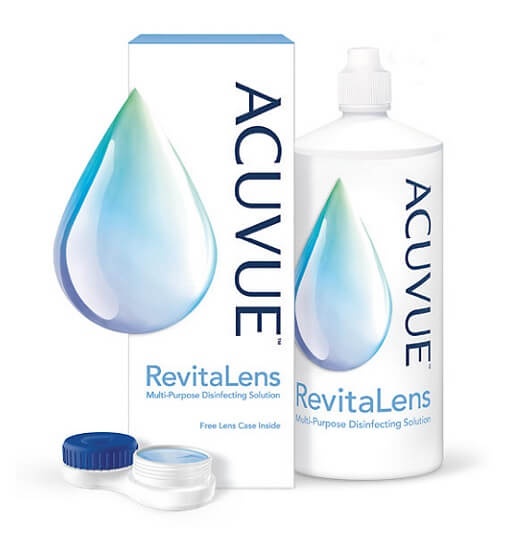 acuvue revital lens