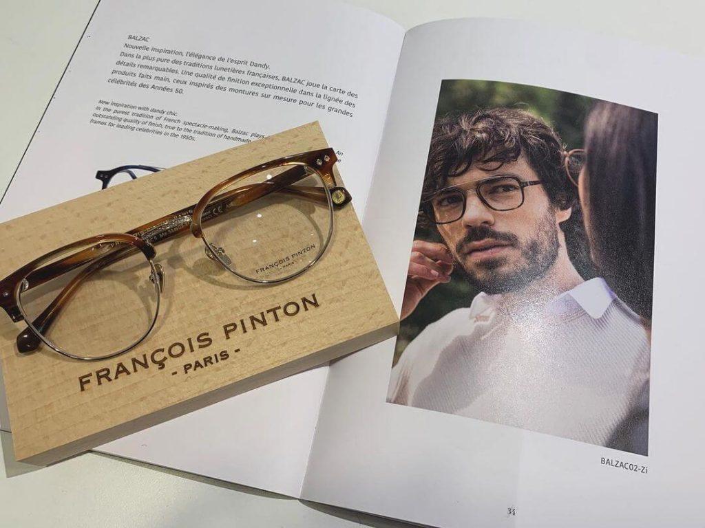 Francois Pintons Glasögon